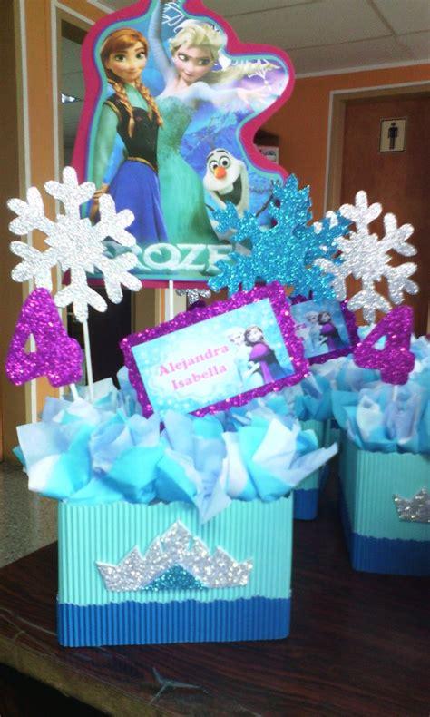 centros de mesa infantiles  cumpleanos  decoraciones