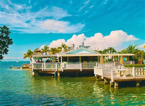 Tiki Bar Islamorada Get Tipsy At The Best Tiki Bars In The Florida
