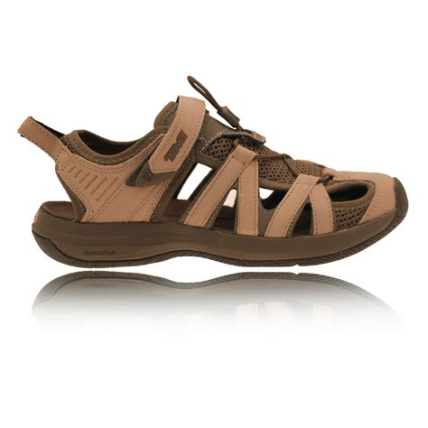 teva rosa womens brown leather walking outdoors summer sports shoes sandals ebay