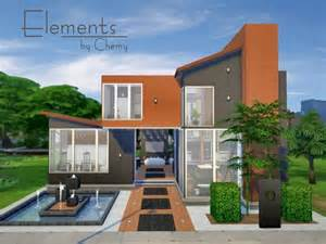 Contemporary House Floor Plans 37 Best Images About Sims 4 Houses On Pinterest House