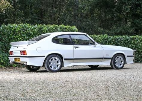 ford capri classic cars 1984 ford capri classic cars 1 flickr 1984 ford capri by tickford 2 8 litre sold by auction car and classic