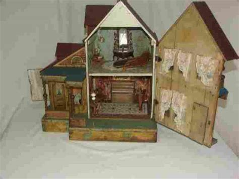 r bliss dollhouse elizabeth collection of r bliss houses and