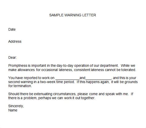 Sample Casual Memo Letter   5  Documents in PDF , Word