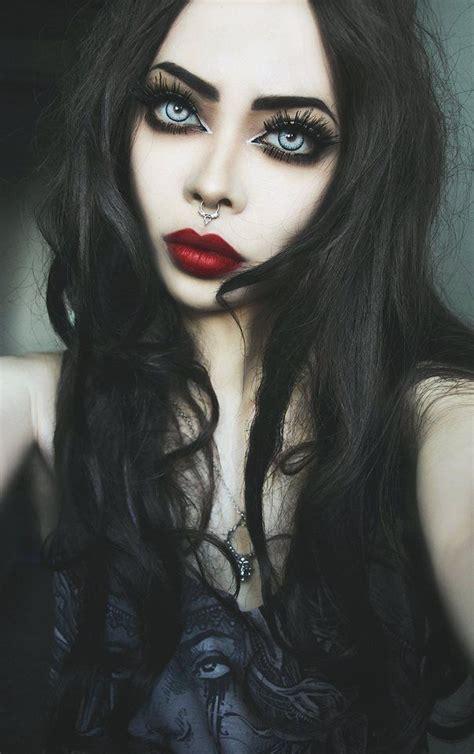 imagenes halloween emo the pretty wilona hayashi cool septum piercing