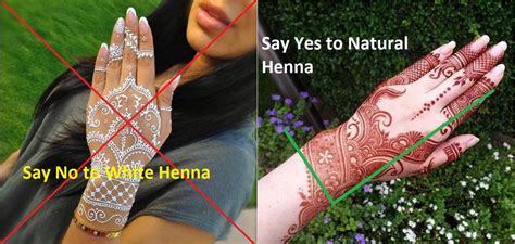 where can you get henna tattoo kits is white henna safe for skin neha singh medium