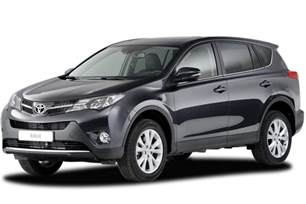 Toyota Cuv Toyota Rav4 Suv Review Carbuyer