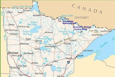 maps of minnesota mn dnr lake clarity map my