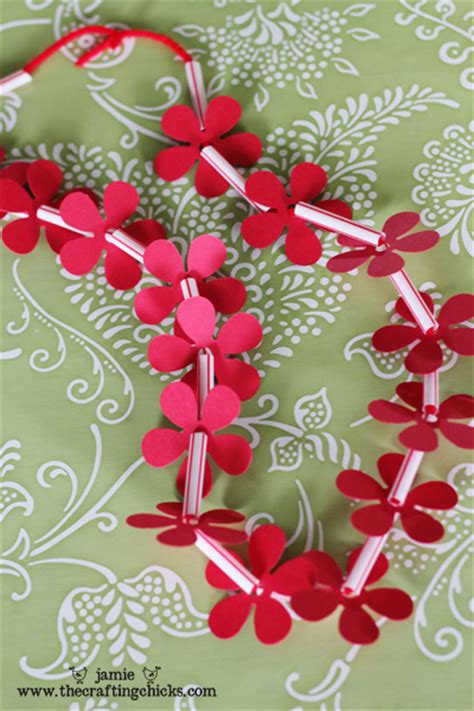How To Make Paper Leis - hawaiian leis kid craft lesson plans