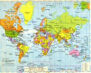 in the world map bywebsite world maps