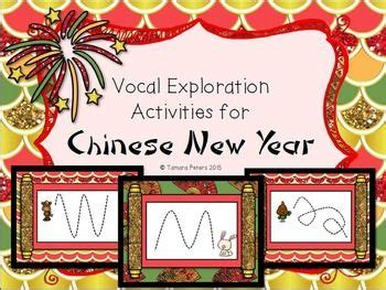 new year activities year of the goat vocal exploration activities for new year