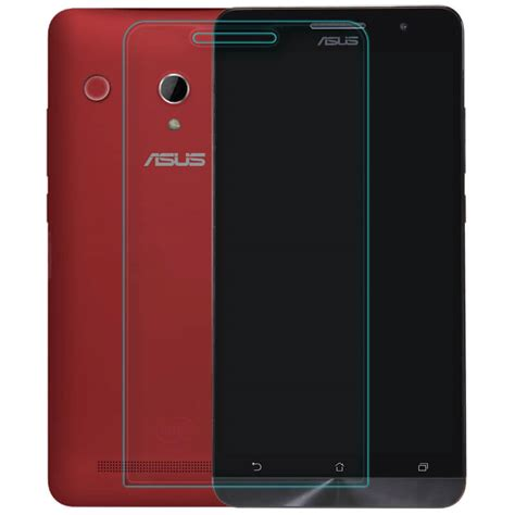 Tempered Glass Zenfone 6 nillkin amazing h tempered glass screen protector for asus