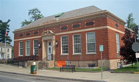 Agawam Post Office by United States Postal Service