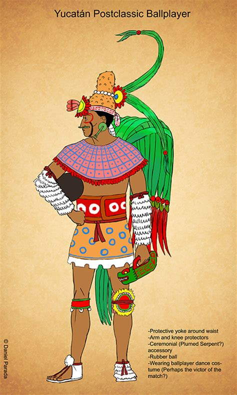 aztec men nobles hairstyles mesoamerican fashion dparadaart