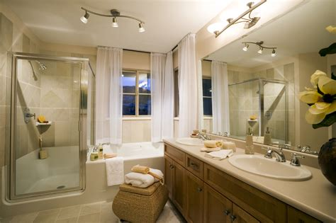 tips to install track lighting master home builder 10 bathroom design tips portugal resident