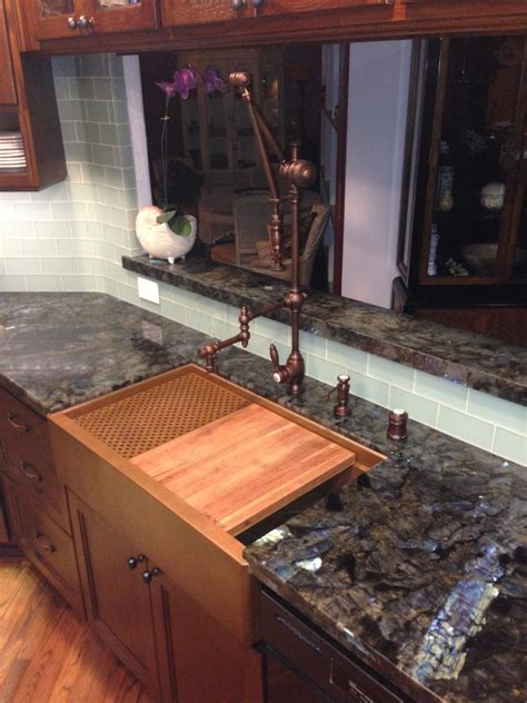 signature ultimate copper kitchen sinks made in america by