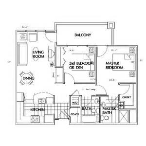 Garage Apartment Floor Plans 2 Bedroom beautiful 24x40 garage plans #5: 2_bedroom_apt_lg.gif | anelti