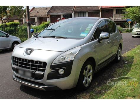 peugeot cars 2011 peugeot 3008 2011 1 6 in selangor automatic suv silver for
