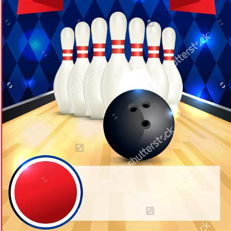 Bowling Event Flyer Template 16 Bowling Flyer Templates Free Psd Ai Format Download Free Premium Templates