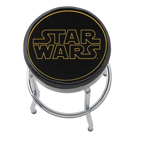 Garage Stools With Logos by Wars Logo Garage Stool 004782r01 The Home Depot