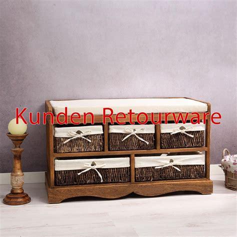 Sitzbank Flur Mit Körben schuhschrank b ware bestseller shop f 252 r m 246 bel und