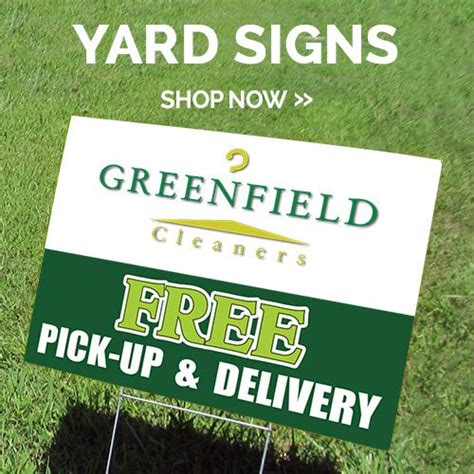Custom Backyard Signs by Custom Banners Mats Signs And Canopies Inkhead