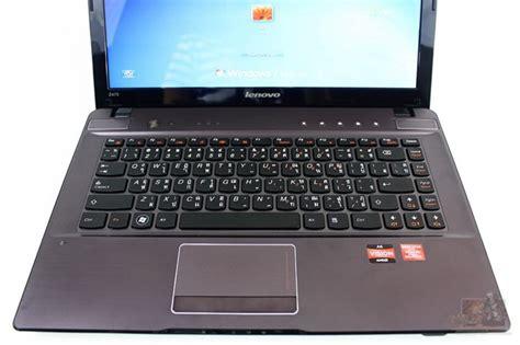 Laptop Lenovo Z475 lenovo ideapad z475 แรงแบบพอเพ ยง review