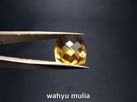 Jual Gembok Kode Besar batu citrine quartz besar asli kode 742 wahyu mulia