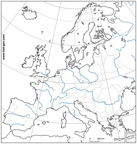 blank map of central europe political blank map of europe and the european union