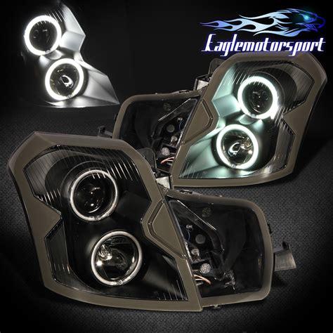 2004 cadillac cts brake light bulb ccfl halo 2003 2004 2005 2006 2007 cadillac cts black