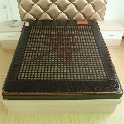 korean bed mat hot sale nice bottom heated jade mat bed korea jade bed