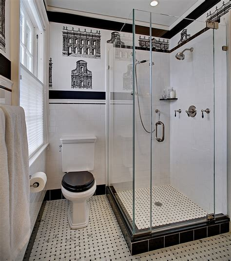 homey small white bathroom design ideas and divine black