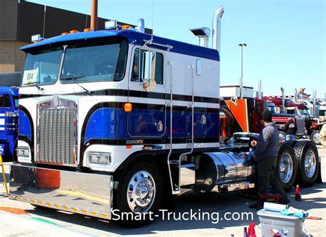 kenworth cabover trucks kenworth k100 cabover custom show truck kenworth k 100