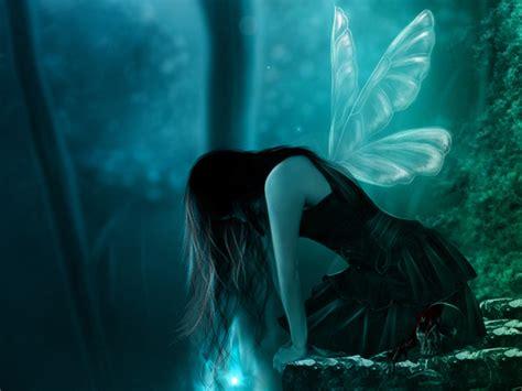 wallpaper dark fairy fantasy fairy wallpaper and background 1600x1200 id