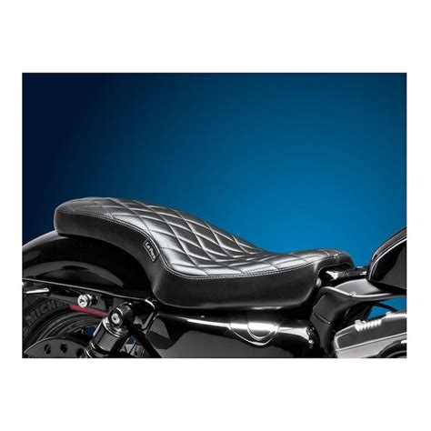 cobra motorcycle seats le pera cobra seat for harley sportster 2004 2018 10