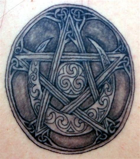 celtic pentagram tattoo designs pagan tattoos search tattoos