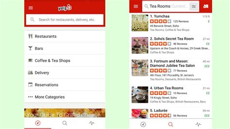Apps For Finding The 7 Best Apps For Finding Brilliant Food On The Go Buzz Express