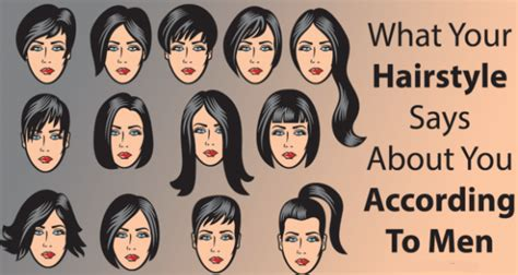 hairstyle says about you what your hairstyle says about you according to men mss