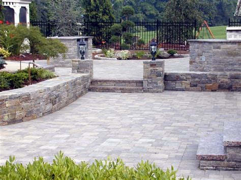easy steps to install landscaping pavers bistrodre porch