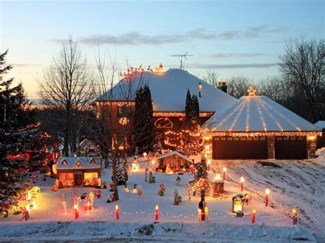 mini lights for christmas village buyers guide for the best outdoor christmas lighting diy