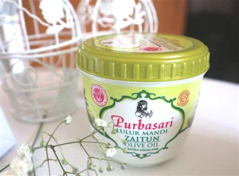 Sabun Lulur Purbasari yukalicious review purbasari lulur mandi zaitun dan lotion zaitun