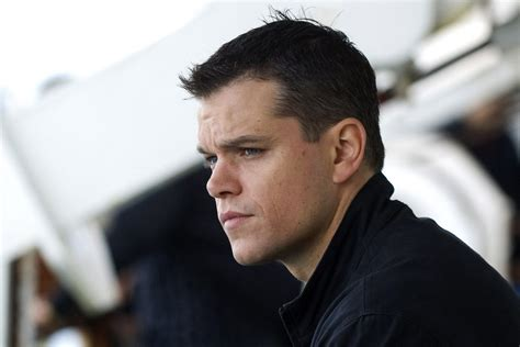 here s your look at matt damon in the new bourne