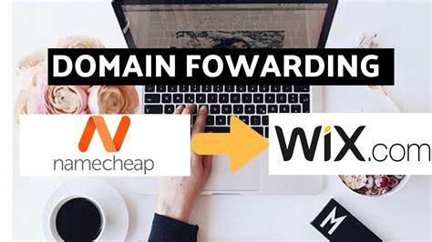 Domain Forwarding Wix