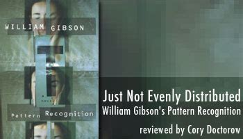 pattern recognition book summary pattern recognition gibson my patterns