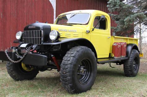 dodge wm300 power wagon for sale 960 dodge power wagon wm300 4x4 flat fender hobi truck