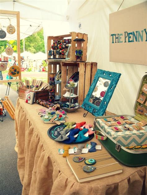 17 best ideas about vendor table on craft