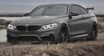 Custom Bmw M4 This Custom Bmw M4 Should Be In 50 Shades Of Gray Sequel