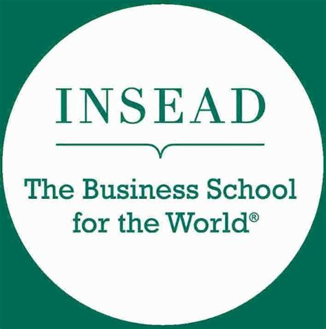 Insead Application Fee Mba by Insead Mba Antonio Borges Endowed Scholarship 2017