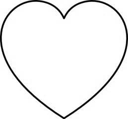 clip art heart shape cliparts co