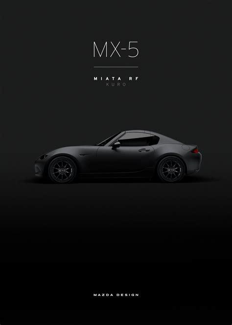 mazda mx 5 logo mazda teases mx 5 speedster evo rf kuro concepts for sema