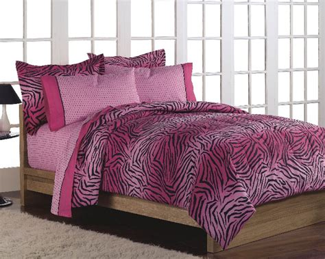 pink zebra bedding new pink zebra animal print comforter